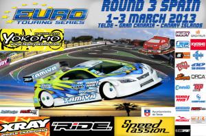 Euro Touring Series 2013 Rnd 3